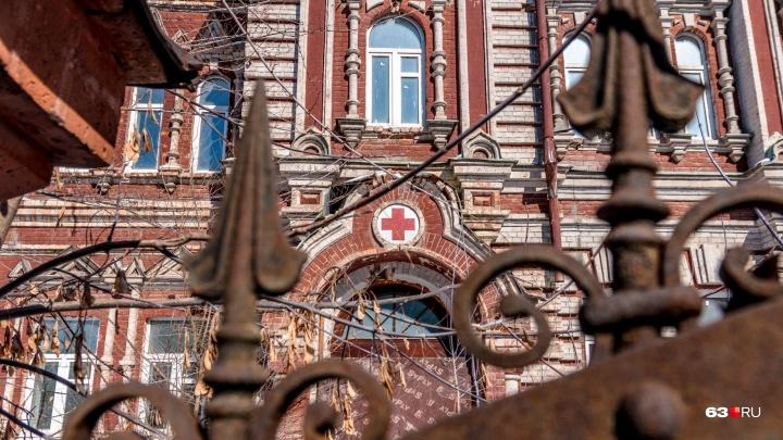 В здании Красного Креста на улице Льва Толстого откроют поликлинику