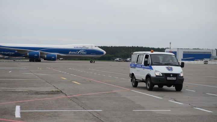 Объявлена дата начала строительства рулежной дорожки в аэропорту