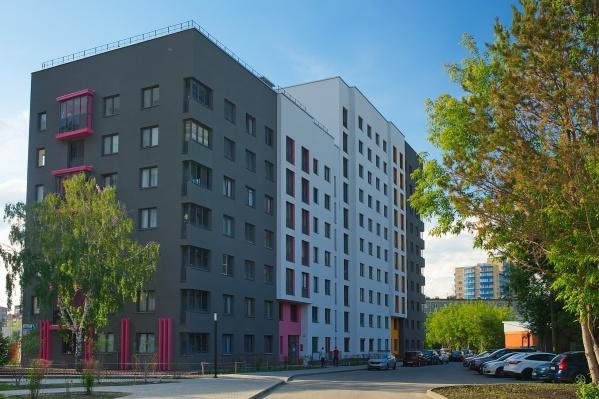 Во втором доме «Цветного бульвара» осталось всего три квартиры