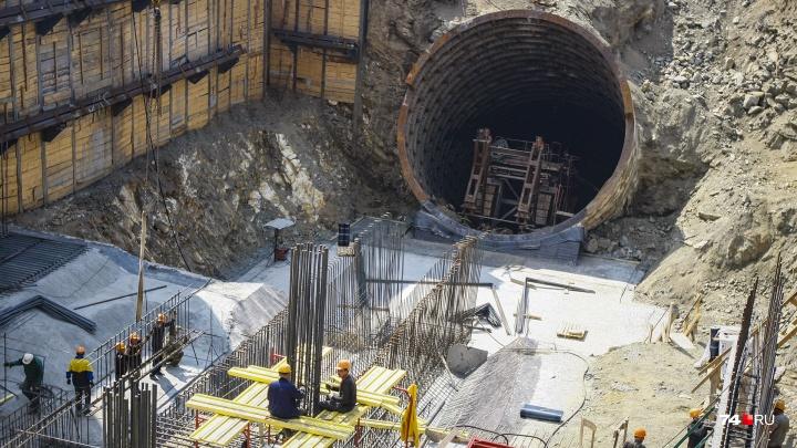 Статья раскопок: в челябинское метро снова зароют сотни миллионов рублей