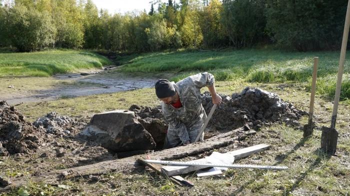 Прежде самой северной стоянкой древнего человека считалось Луговское