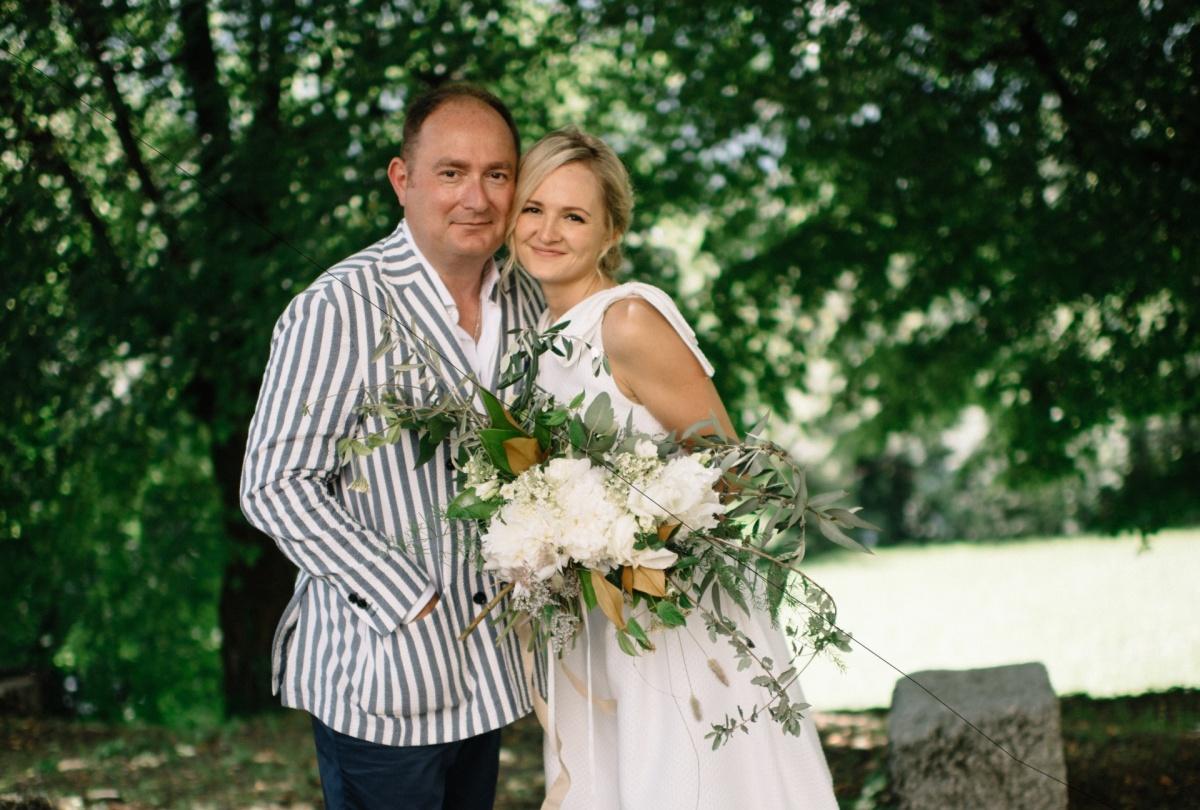 Светлана и Массимилиано познакомились 1 апреля, а на следующий день он сделал ей предложение