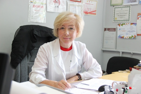 Ольга Бугрова