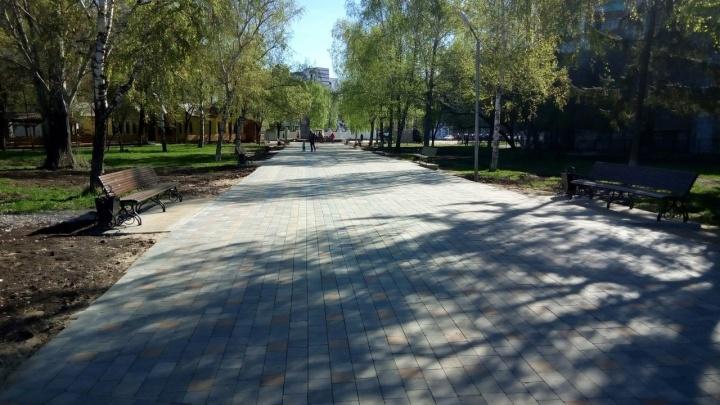 «Сделано безалаберно»: Азаров высказался о ремонте в парке металлургов