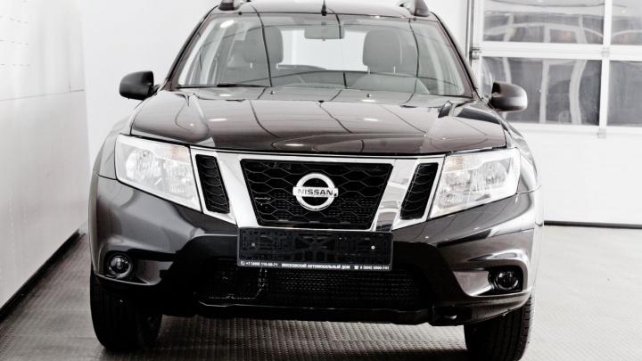 Новый Nissan Terrano 2019 года: экономия горючего и стальная защита картера двигателя