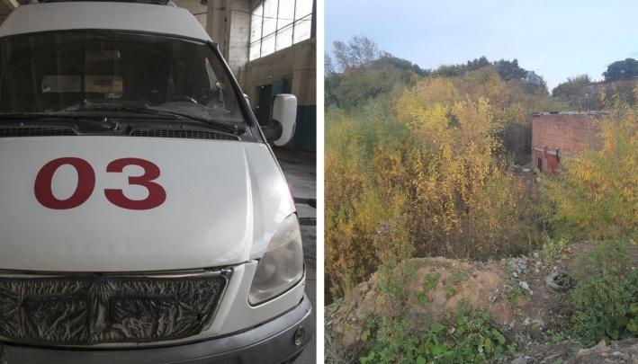 В областной больнице рассказали о состоянии двух обгоревших в гаражах детей