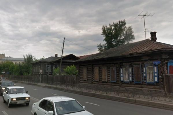 Ранее сообщалось, что дома восстановят и создадут здесь уголок для туристов
