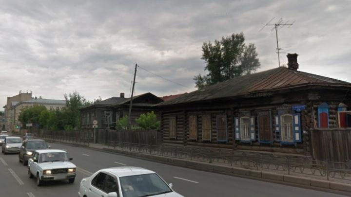 Три деревянных барака вдоль Вейнбаума признали аварийными