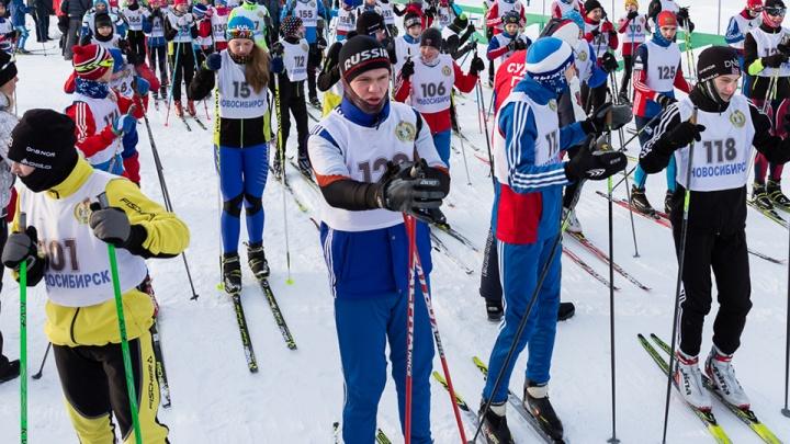 На Михайловской набережной появится 2-километровая лыжня