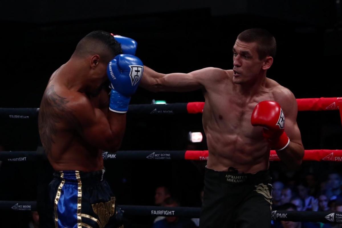 Михаил Иванов одержал победу по итогам экстра-раунда
