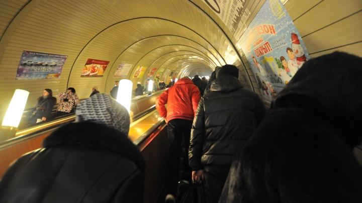 После повышения цен за проезд екатеринбургское метро потеряло два миллиона пассажиров