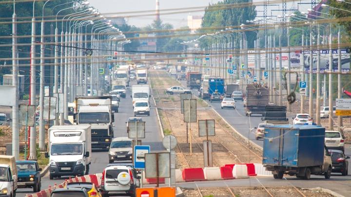 На Заводском шоссе возобновят движение трамваев