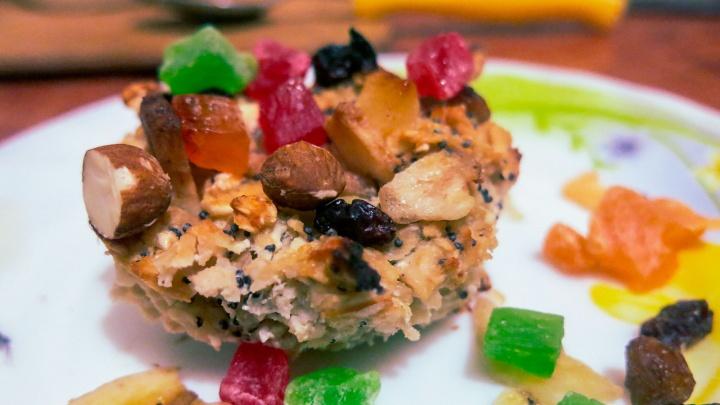 Салат, маффин и горячие сердца: изучаем три рецепта на Новый год от фитоняшки
