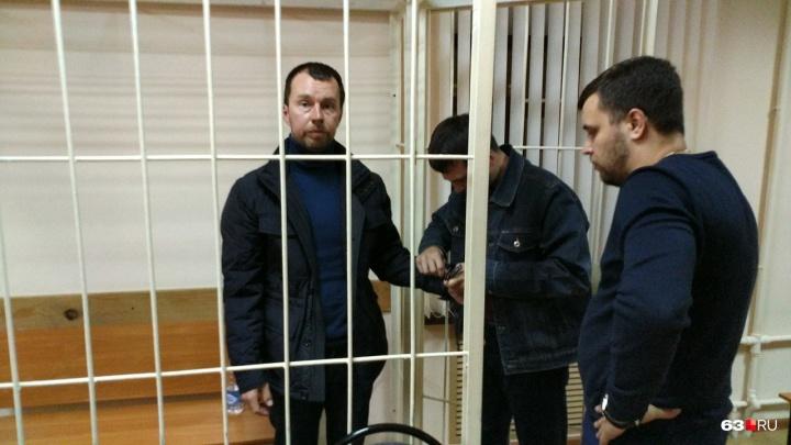 Экс-глава ГосжилинспекцииСамарской области останется под арестом до лета