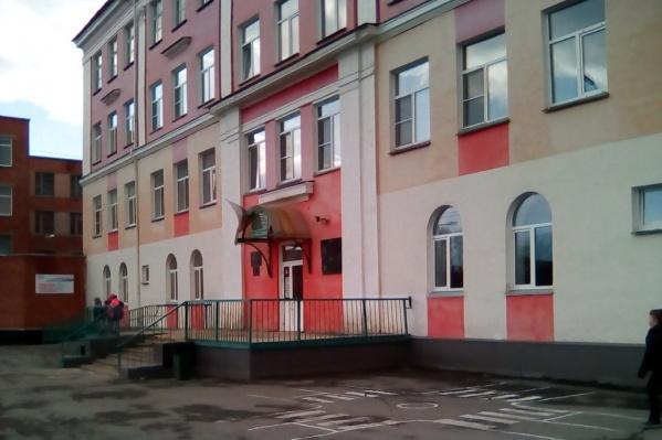 Учёбу в классах школы № 108 в Ленинском районе возобновят с 3 декабря