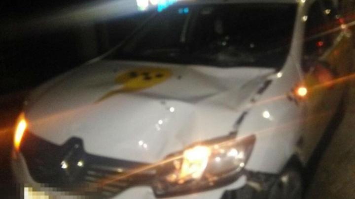 В Березниках машина такси насмерть сбила 55-летнюю женщину