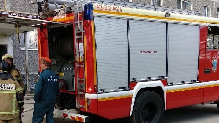 В девятиэтажке на Птицефабрике при пожаре погибла женщина