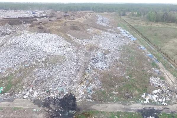 Специалистам предстоит оценить масштабы загрязнения почвы, подземных вод и воздуха