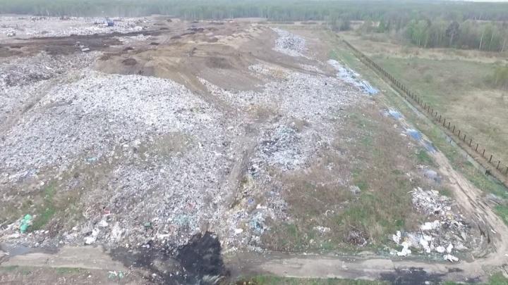 Велижанский мусорный полигон исследуют и реконструируют. В планах — увеличить его вместимость