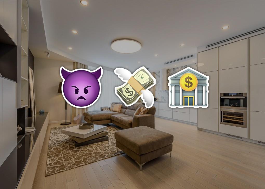 Ипотека за чужой счёт