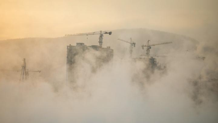 Холода ненадолго отступят от Красноярска