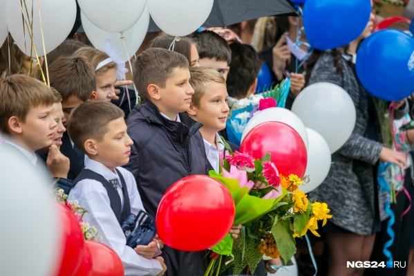 Родители учеников 13 красноярских школ уже согласились участвовать в акции «Дети вместо цветов»