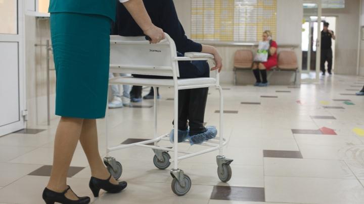 Перелом шейки бедра — не приговор: тюменские врачи ставят на ноги 90-летних пациентов