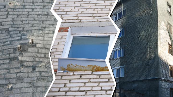 Стена надулась и вот-вот лопнет: пугающая экскурсия по общежитию во Втузгородке