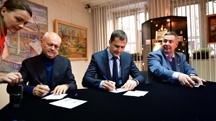 «Не нужна нам подпись мэра»: в Ярославле обесценили партию уникальных открыток