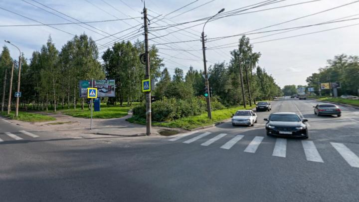 Парк Ломоносова в Архангельске 10 августа частично закрывают для пешеходов из-за ремонта канализации