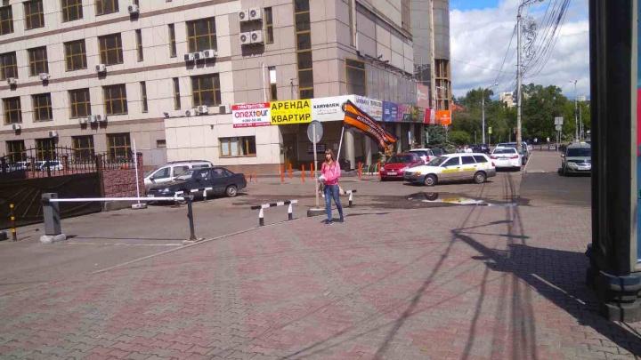 В день митинга против коррупции на улицы вышли сторонники Путина