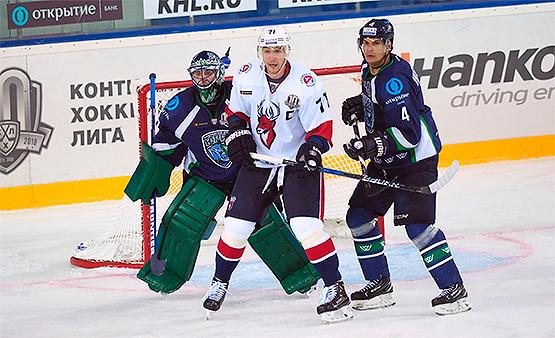 «Торпедо» оказалось сильнее «Югры» вматче чемпионата КХЛ