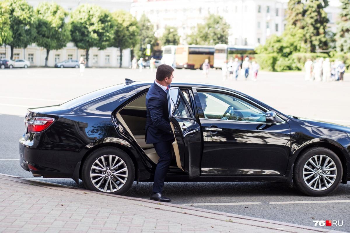 К возвращению мэра в Ярославль город должен быть чистым