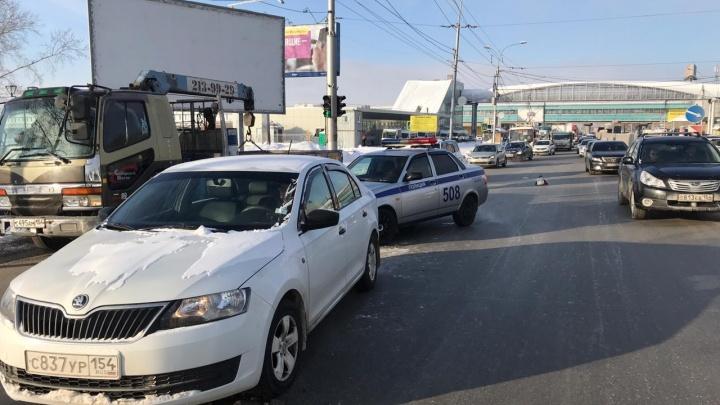 «Не выдержали дистанцию»: в ГИБДД признали вину в аварии у Речного вокзала