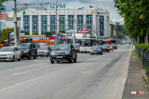 Проезд закроют на отрезке от Ленина до Екатерининской