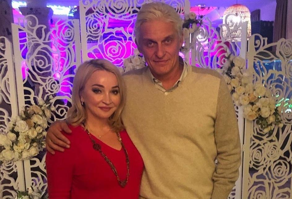 Лариса Невидайло и Олег Тиньков дружат уже много лет