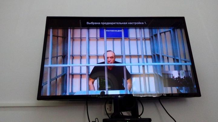 Замгубернатора Ростовской области Сергей Сидаш останется в СИЗО до июля