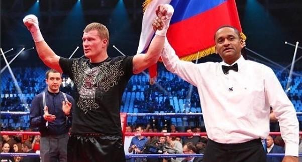 Всемирная боксёрская ассоциация оправдала Александра Поветкина после скандального боя в Екатеринбурге