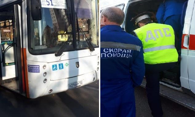 «Я обернулась — почти на пол-автобуса пламя»: пассажиры рассказали о пожаре в НЕФАЗе