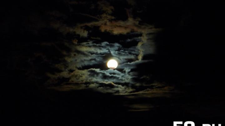 Затмение и полнолуние: что интересного можно будет увидеть в небе над Пермью в июле