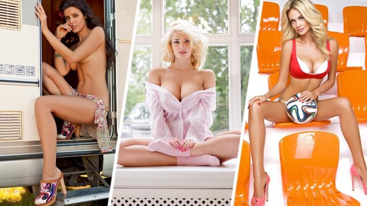Три дончанки попали в топ-100 самых сексуальных женщин страны по версии журнала Maxim