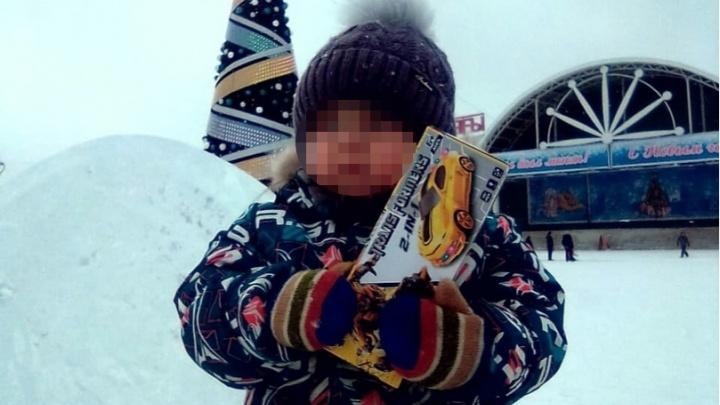 В Башкирии отец увез двухлетнего сына и пропал