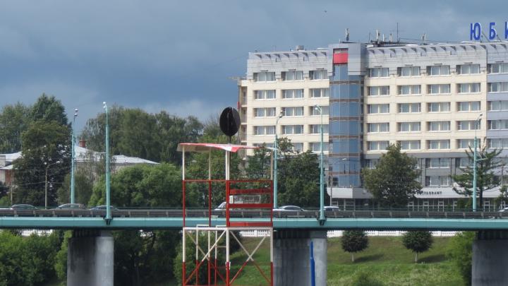 Спасатели развесили на пляжах Ярославля чёрные шары: о чём они предупреждают