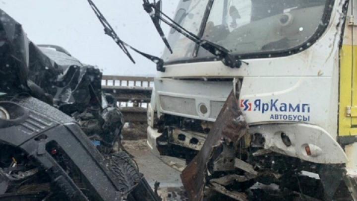 «Это только вредит»: как в Ярославле власти решили побороть смертность на дороге