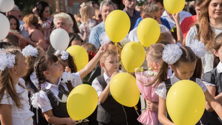 Новая школа в микрорайоне «Красный Аксай» начнет работать осенью