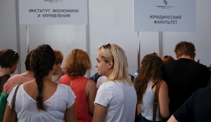 В самарские вузы подали документы студенты из Владивостока, Сомали, Кот-д'Ивуара и Египта