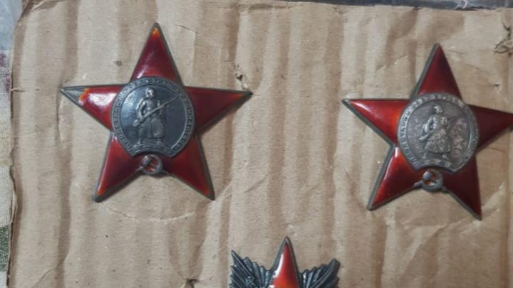 В Волгограде на почте арестовали коллекционера, купившего в интернете военные ордена