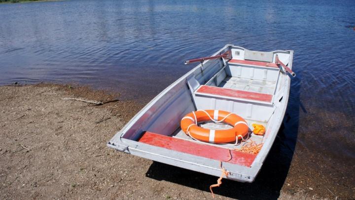 В Уфе спасли тонущего пьяного пловца