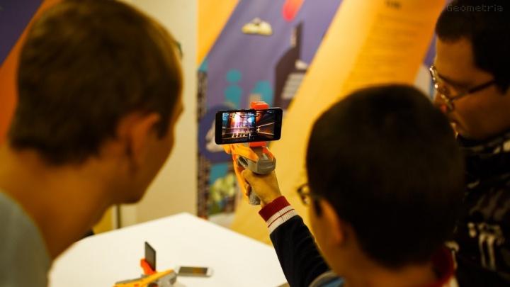 Выставка «Назад в будущее»: красноярцам покажут 3D-шоу, тамагочи и технологические новинки