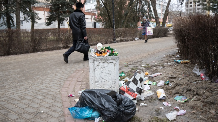 Ростовчан пригласили 16 марта на общегородской субботник